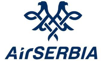 Air Serbia opereaza cu aeronave mai mari pentru zborul de Belgrad