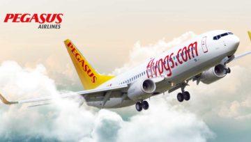 Destinatii noi cu Pegasus Airlines