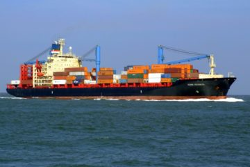 LCL service via Rotterdam